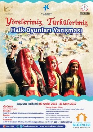 Yörelerimiz, Türkülerimiz Halk Oyunları Yarışması